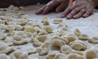 Les Pouilles et les pâtes : l'Amour parfait