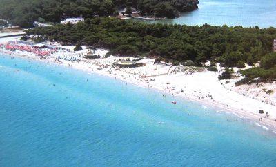 La beauté des lacs Alimini